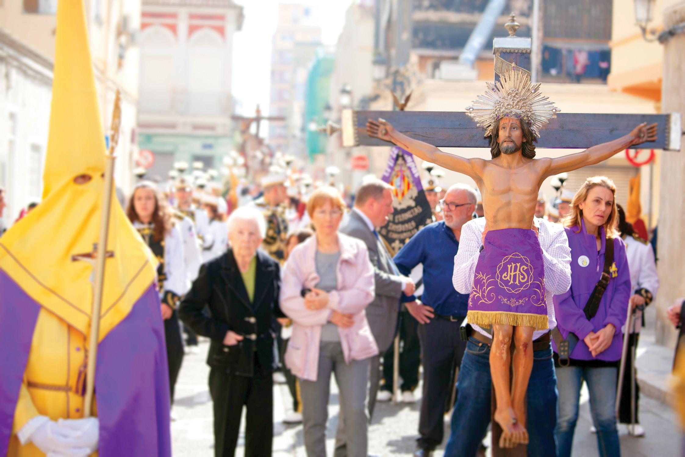 Hermandad del Santísimo Cristo de los Afligidos