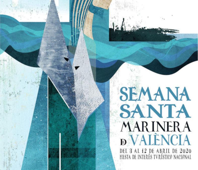Abierto el plazo del Concurso Nacional de Carteles de la Semana Santa Marinera de València 2021