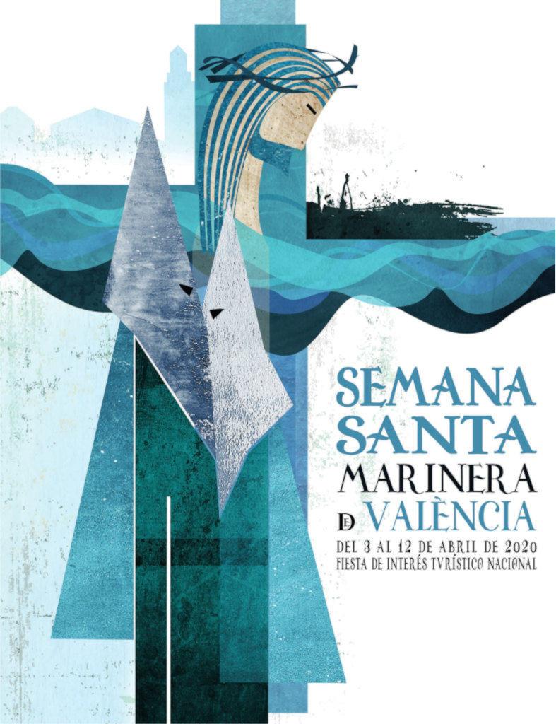 Obert el Concurs Nacional de Cartells Setmana Santa Marinera de València 2021