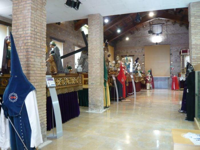 El Museu de la Setmana Santa Marinera supera els 1500 visitants al mes de novembre