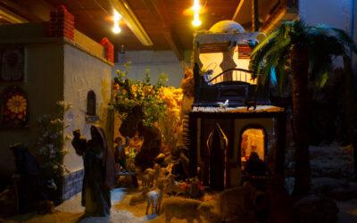 Belén Cofradía de Granaderos de la Santísima Virgen de los Dolores Coronada