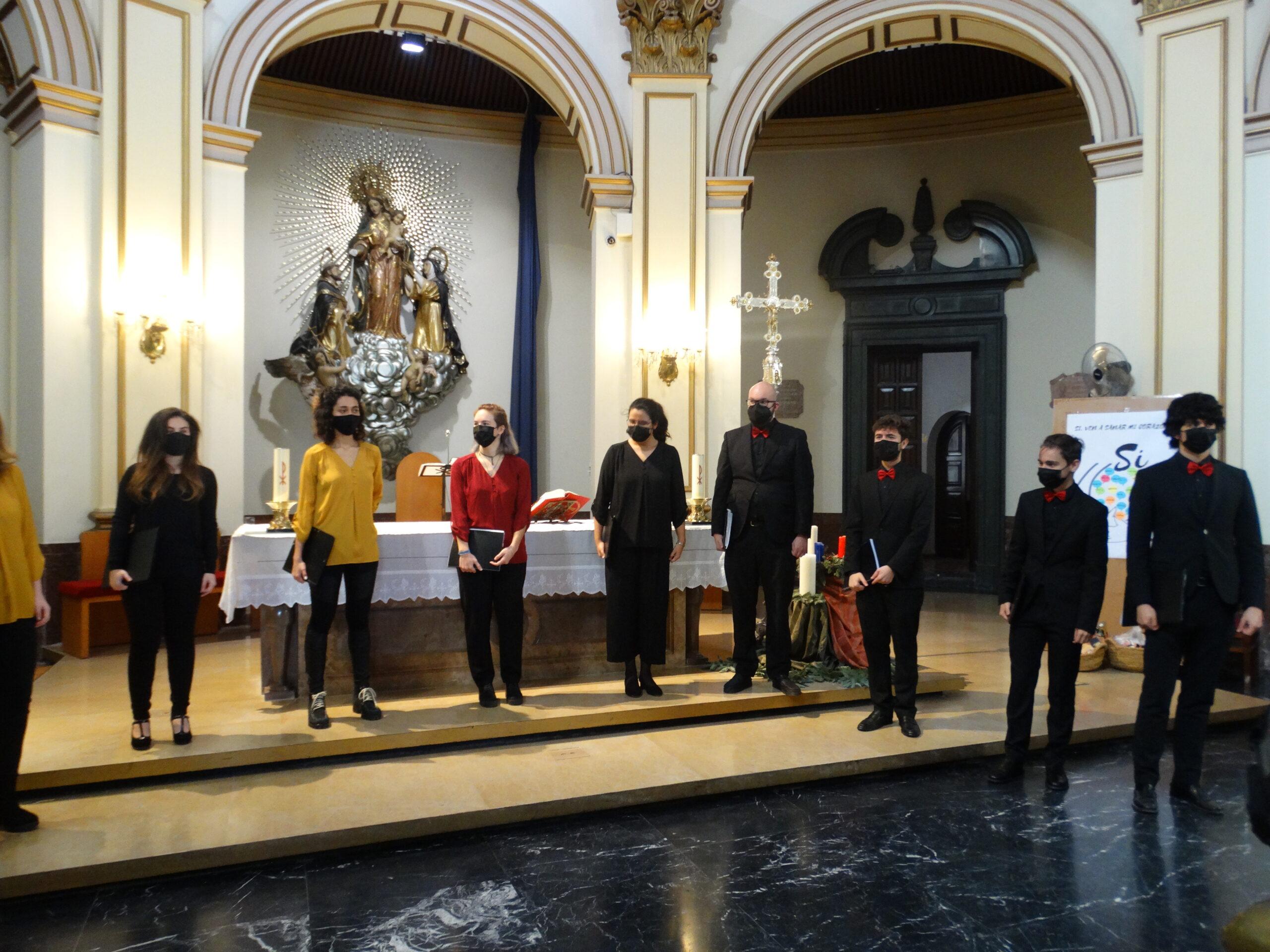 Lliurament dels Premis dels Betlems i Postals de la Junta Major de la Setmana Santa Marinera