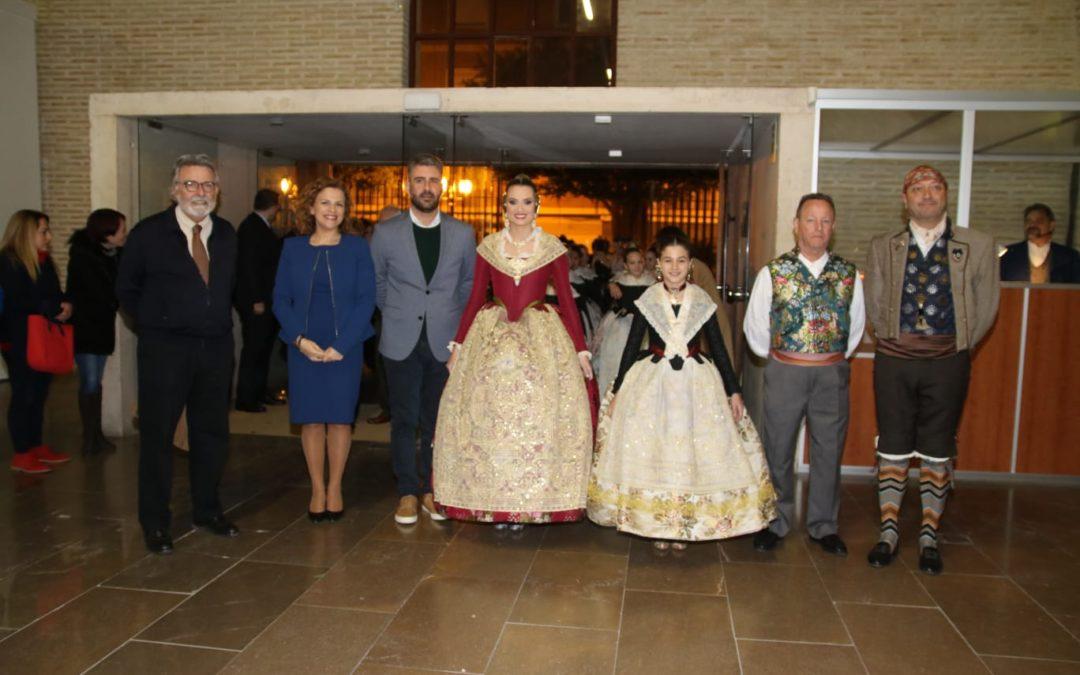 Entrega de Premios del Torneo de Parchís, Truc y Dominó organizado por la Agrupación de Fallas del Marítimo y la Junta Mayor