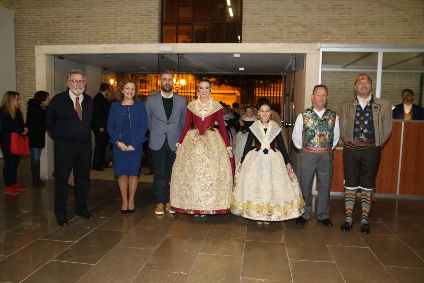 Lliurament de Premis del Torneig de Parxís, Truc i Dòmino organitzat per l'Agrupació de Falles del Marítim i la Junta Major