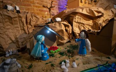 Belén Real Cofradía de Granaderos de la Virgen de la Soledad