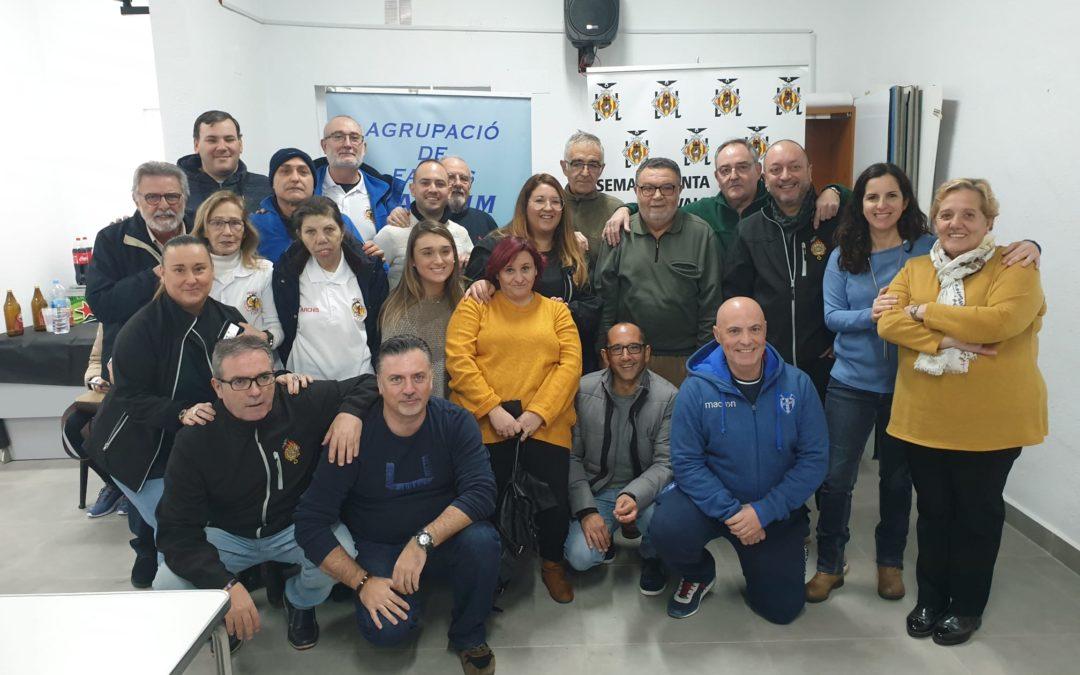 La Agrupación de Fallas del Marítimo y la Junta Mayor organizan un Torneo de Juegos de Mesa