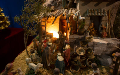 Belén Real Cofradía de Jesús en la Columna