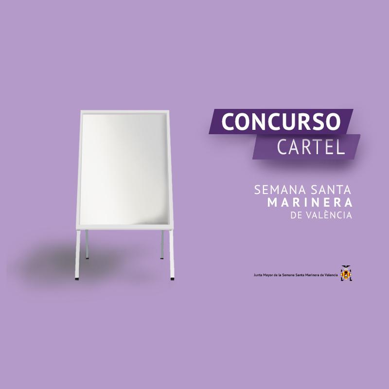 Compte enrere per a conéixer el cartell de la Setmana Santa Marinera de València 2021