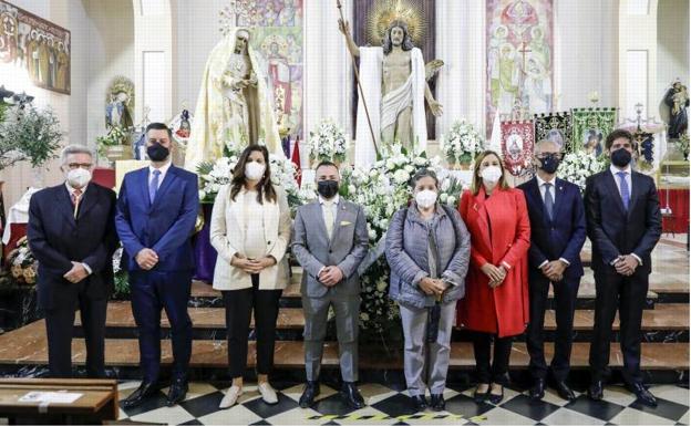 Con una Eucaristía de Acción de Gracias finaliza la Semana Santa Marinera 2021